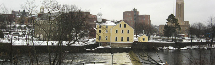 Downtown Pawtucket