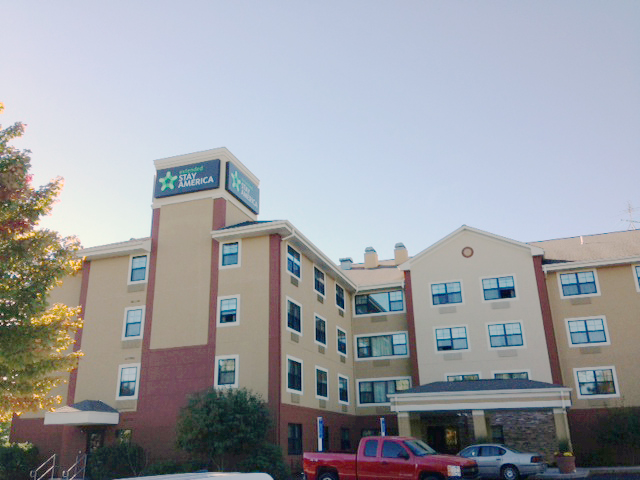 Extended Stay America - Providence East Providence